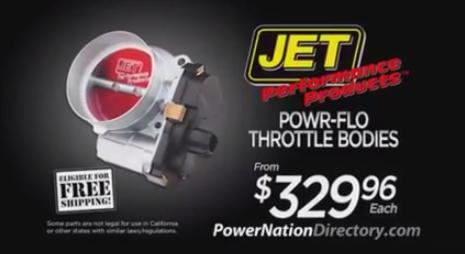 3  JET Performance Products Inc.