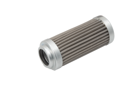 Stainless Steel Fuel Filter Replacement