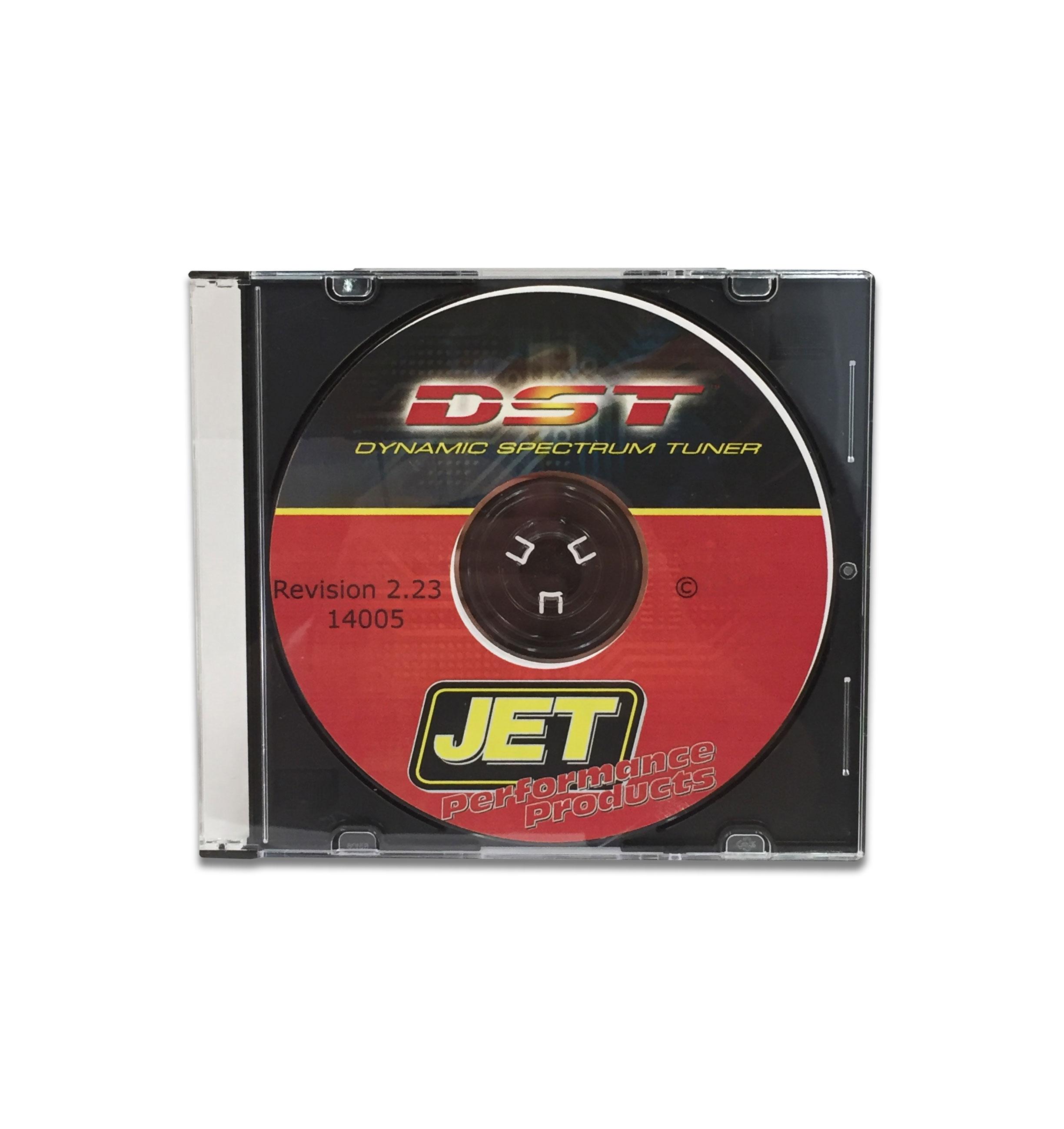 JET 14005 Dynamic Spectrum Tuner Programmer