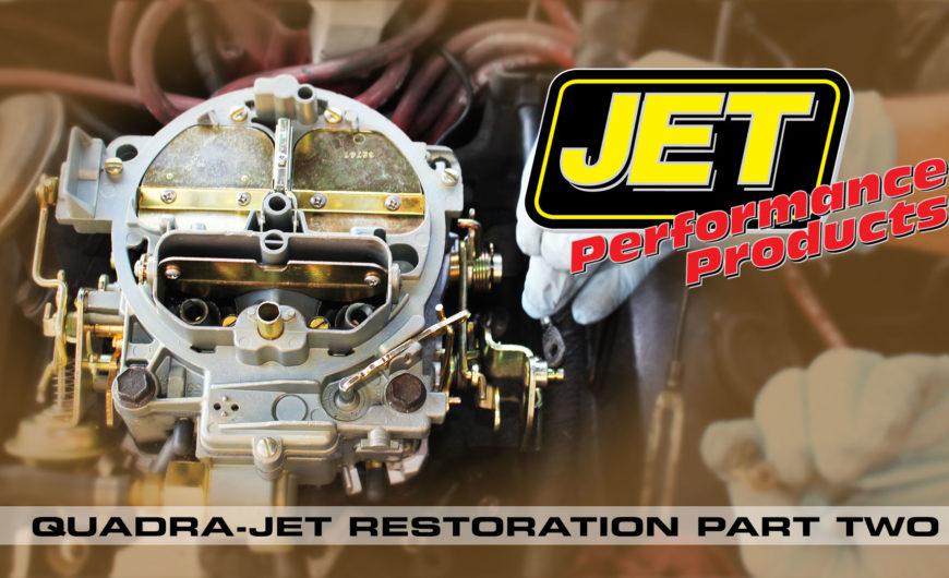 JET 89519 Module Jet Performance